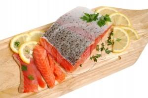 Stock salmon