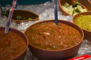 Stock salsa