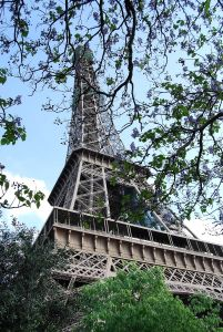 Stock eifel tower